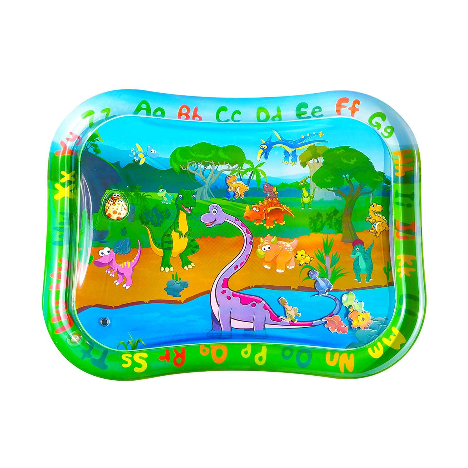 Childrens Fun Inflatable Water Play Mat   HOM-47332