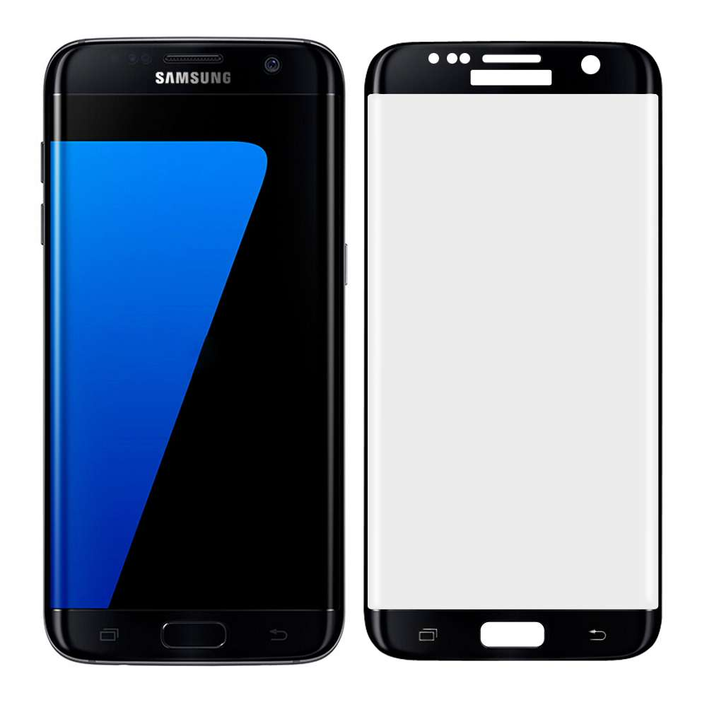 3D Curved Full Cover Tempered Glass Screen Protector for Samsung | MKC-19816