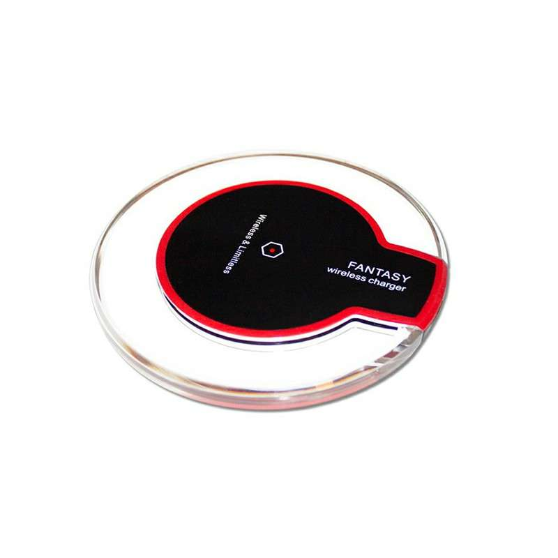 Qi Wireless Charger Charging Pad Station for iPhone Samsung   MCH-31672