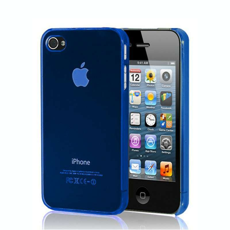 0.5mm Ultra Thin Slim Hard Case Cover Shell for iPhone 5 | MKC-9269