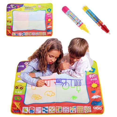 Kids Children Aqua Doodle Drawing Mat Toy Gift Four Colors   TOY-32860