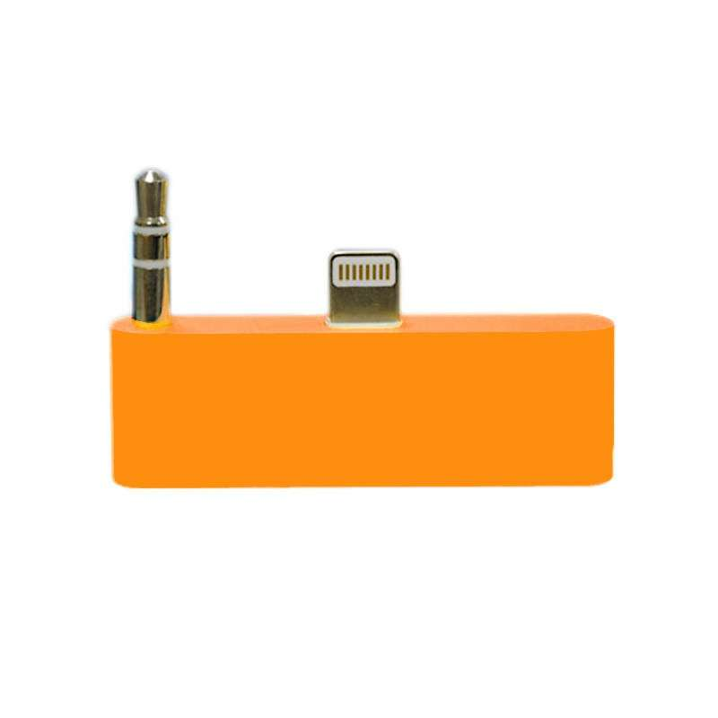 30 pin to 8 pin AUDIO Adapter Converter for Dock Station iPhone 5 | MCH-11431