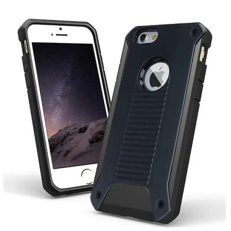 Rugged Armor 2 in 1 Bumper Case Back Cover for iPhone 6 4.7 inch | MKC-17102